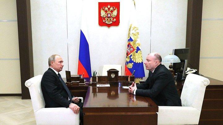 Потанин против Дерипаски. На чьей стороне Путин