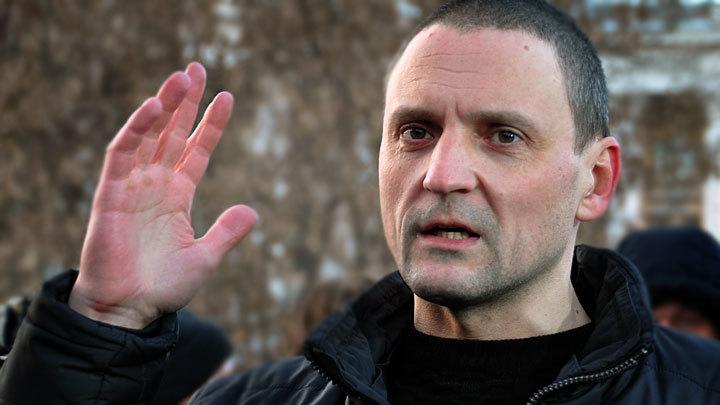 «Я враг этого государства»: «Левый фронт» в лице Удальцова заявил о союзе с чёртом