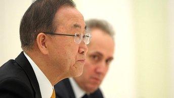 Пан Ги Мун отрекся от участия в президентских выборах в Южной Корее
