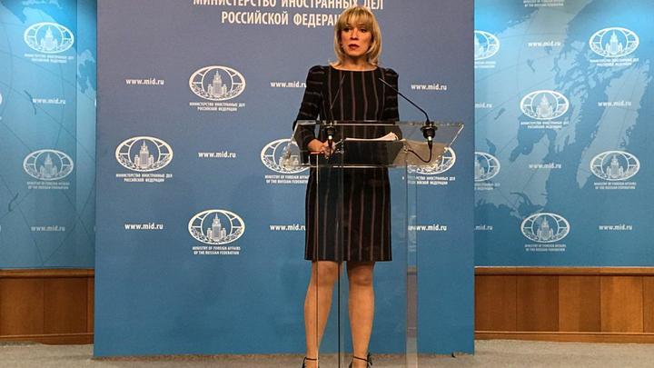 На поверхность Марса наложили украинскую технику - Захарова рассказала, как стряпали фейк о гибели сотен русских в Сирии