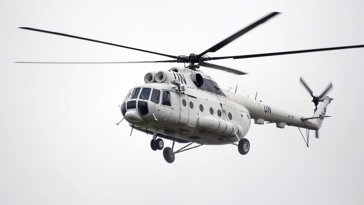Отказ техники, плохие метеоусловия или человеческий фактор: Самые крупные аварии вертолётов Ми-8 в России