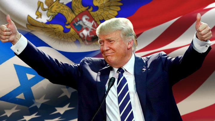 Трамп встречался с Путиным ради Израиля