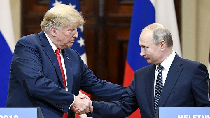 Трамп пригласил Путина в США, игнорируя спецслужбы