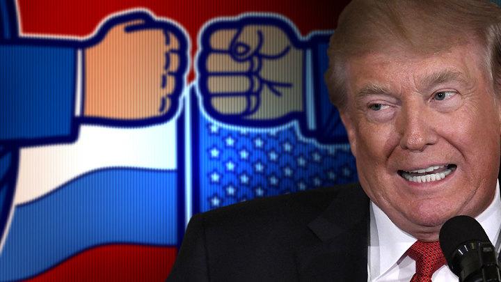 Американцы хотят лучших отношений с Россией, Трамп – поставить Москву на колени