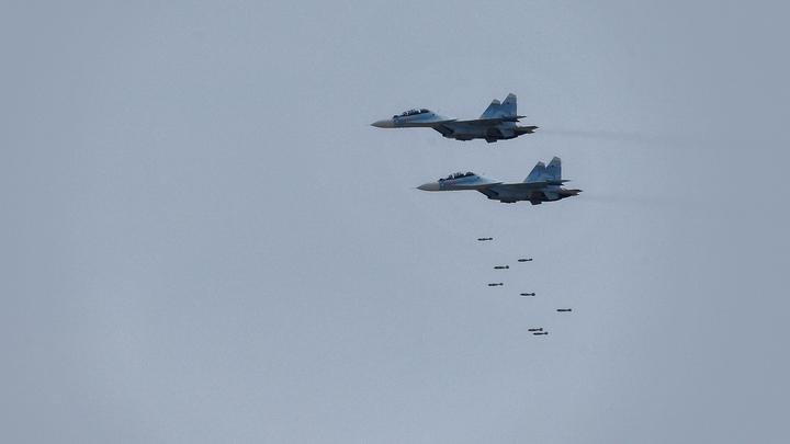 Убийцы русского генерала прятались на земле США в Сирии. Все были уничтожены ударом ВКС РФ
