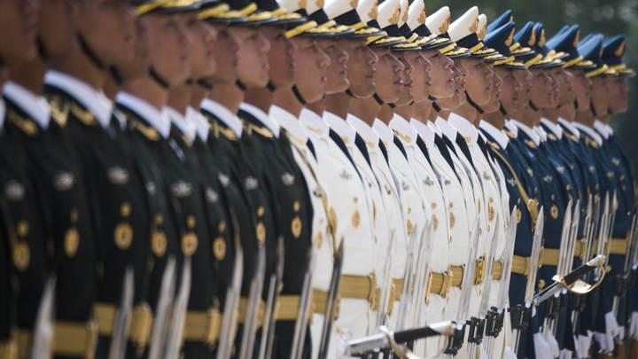 Южнокорейские пограничники открыли огонь по солдатам КНДР