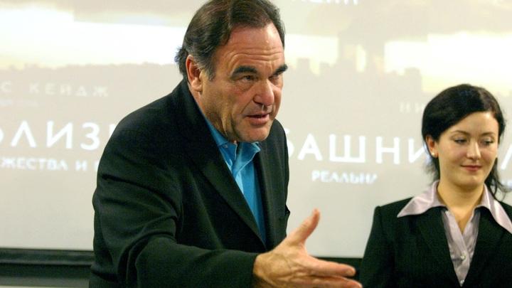 Мы один народ... так и есть... спасибо: Украинцев тронула до слез запрещенная к показу Нерассказанная история Оливера Стоуна