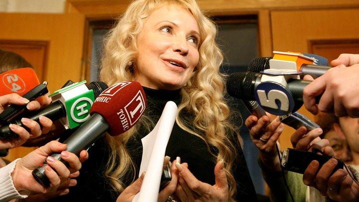 Женское коварство Тимошенко раскрыто: Политик хотела отомстить Зеленскому за хамство - СМИ