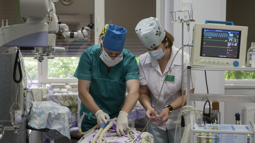 В РФ 2-ой раз проведена успешная пересадка бионического глаза