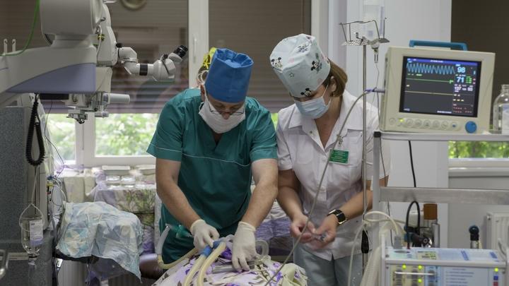 Хирурги в Москве вживили бионический глаз слепой пациентке, вернув ей зрение