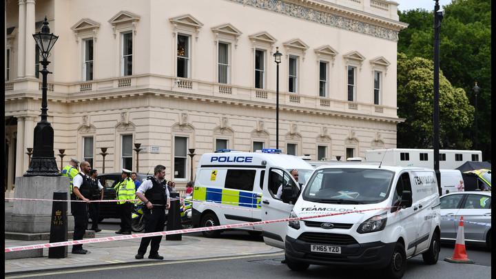 У аэропорта Саутенд в Лондоне прогремел взрыв