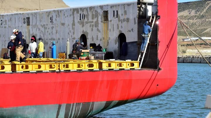 Исчезновение подлодки дало наводку на грязные контракты ВМС Аргентины