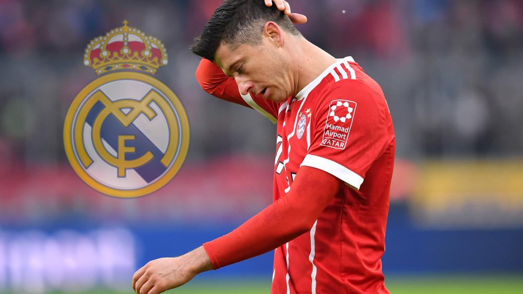 «Бавария» летом не будет торговать Левандовски