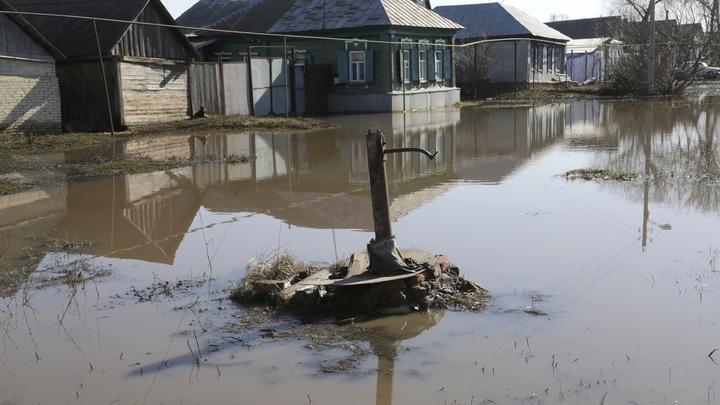 Пять автомобильных мостов затопило в Нижегородской области