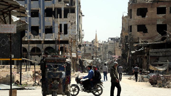 Германии пришлось оправдываться за поставки контейнеров хлора в Сирию