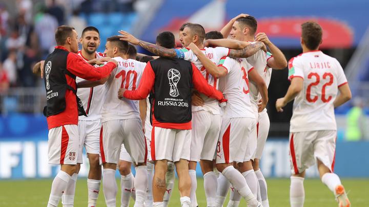 Самара скандировала Косово – Сербия! Сербы одерживают первую победу на чемпионате мира