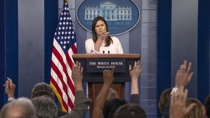 Белый дом призвал Иран пойти по пути Северной Кореи