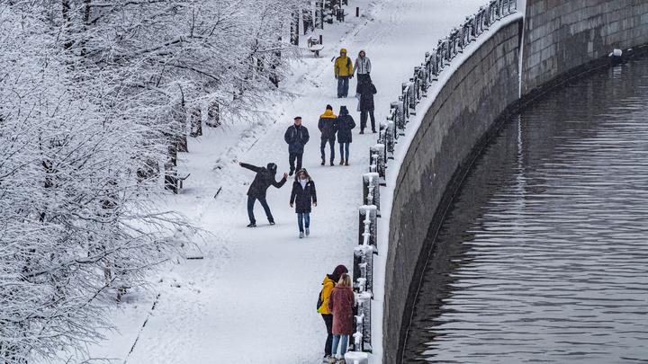В Гидрометцентре рассказали, когда в Центральную Россию придёт настоящая зима