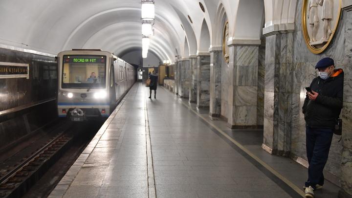 Поведение полиции в московском метро заинтриговало копа из США: И никто не кричит