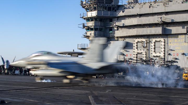 Поляки испугались русского оружия и оттащили истребитель F-35A