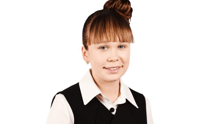 Не хватило несколько процентов: Девочка из Новосибирска стала второй в финале детского «Голоса»