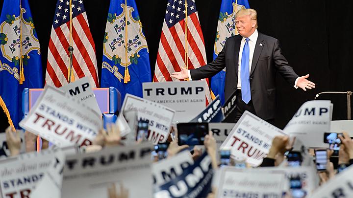«День позора»: Трампу гарантировали переизбрание в 2020 году