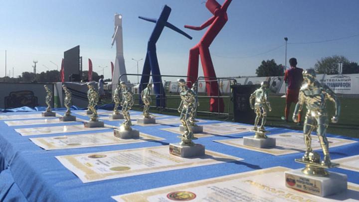 В Сочи в Ультрамарафоне уже сыграли около тысячи футболистов