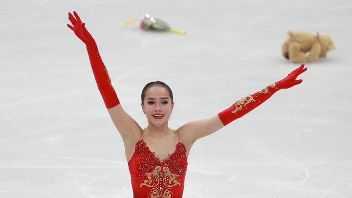 Войдёт в историю киноиндустрии: В Японии сделали ставку на российскую фигуристку