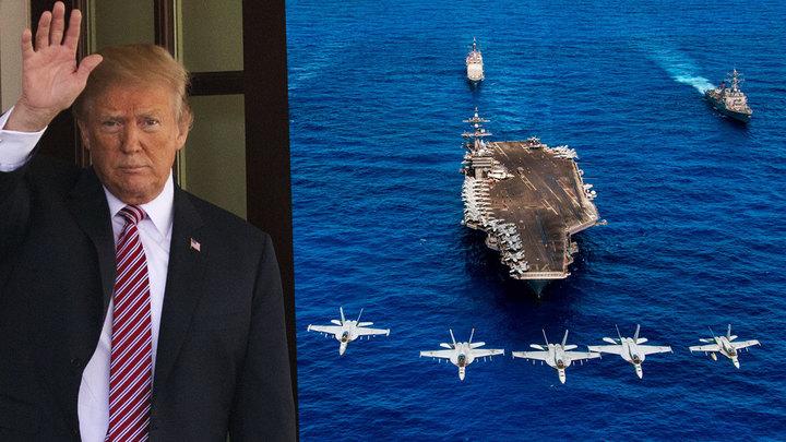 Чем Трамп будет стрелять в Сирии