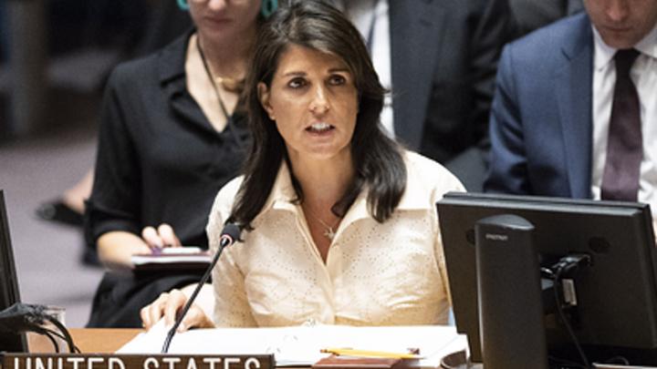 «Еще одна Северная Корея»: Хейли не видит разницы между Ираном и КНДР