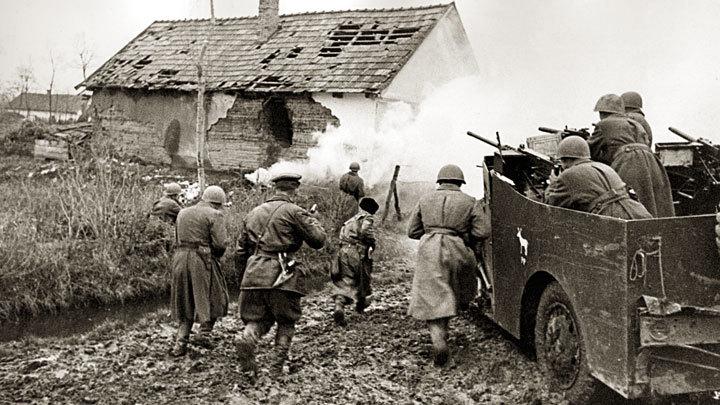 Зачем Гитлер превратил Будапешт в «Дунайский Сталинград»?