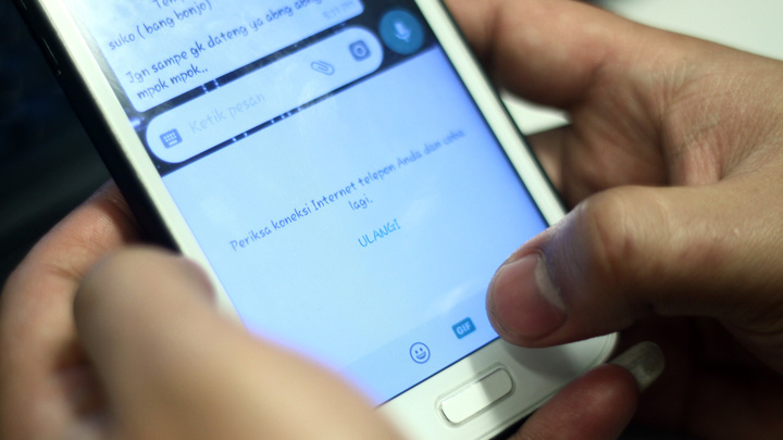 WhatsApp рухнул по всему миру в 21 час по Москве