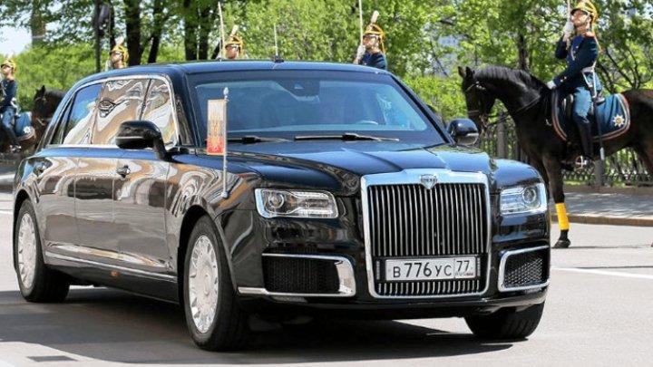 В производстве автомобилей проекта «Кортеж» будет участвовать ОАЭ