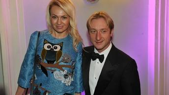 Вместе и навсегда: Рудковская и Плющенко похвастались фото с венчания