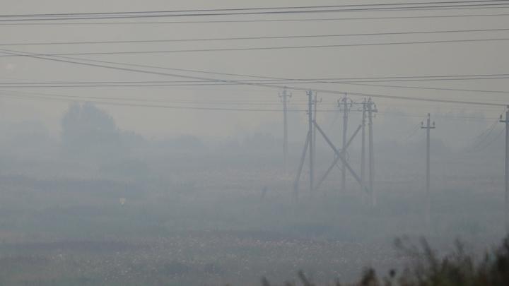 Сделано в Китае: Хабаровчане жалуются на дым из Поднебесной