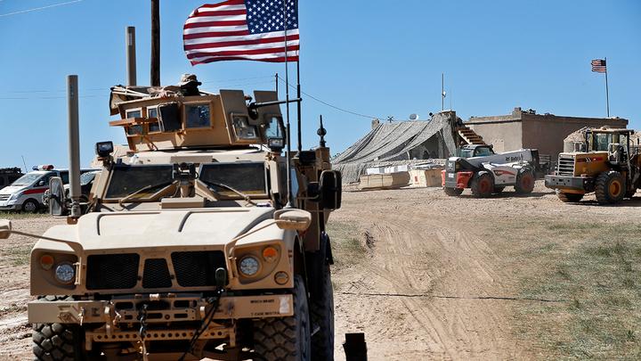 США играют мускулами в Сирии, чтобы напугать Турцию и Иран