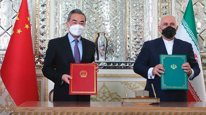 Ирано-китайские договорённости. Взгляд из Израиля