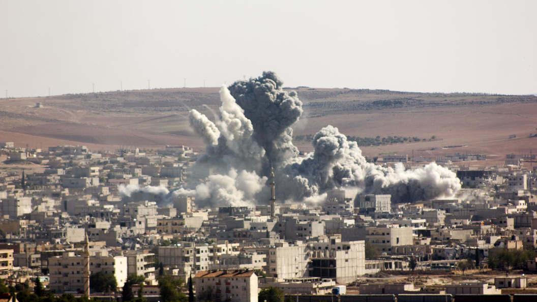 Авиаудар коалиции в Сирии погубил жизни десятков женщин и детей