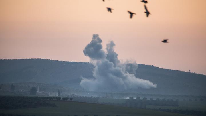 Турецкие танки поддержали наступление сирийской оппозиции в Африне