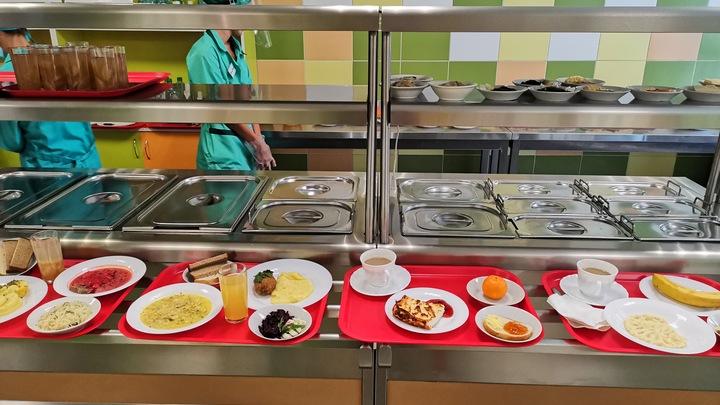 Еда ужасная: родители отравившихся в петербургской гимназии детей рассказали о проблемах с питанием