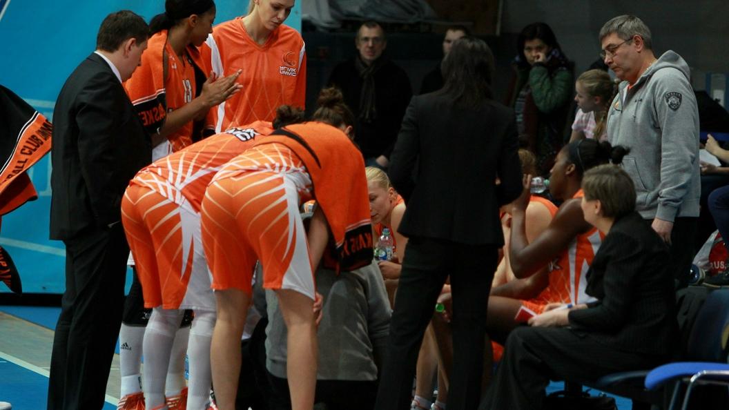 Баскетболистки УГМК в 4-й раз выиграли Евролигу