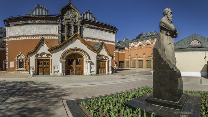 Донская икона Богородицы на 4 дня переедет из Третьяковки в Донской монастырь