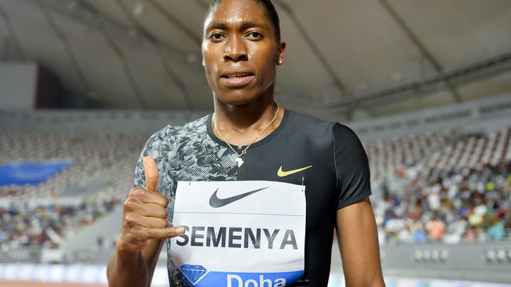 Скандал с олимпийским золотом: На женской дистанции победил мужик, но виноваты всё равно русские
