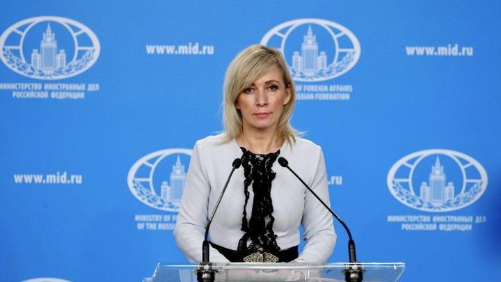 Устроено такое шоу: Захарова рассказала, что стоит за высылкой российских дипломатов из Болгарии