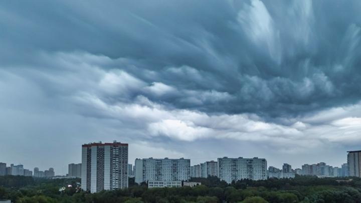Град и штормовой ветер обрушатся на Кузбасс 4 августа