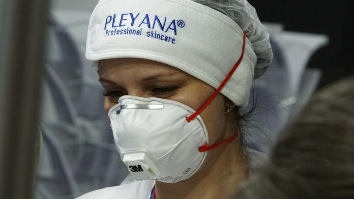 В Новосибирске начали выпускать маски с серебром от вирусов