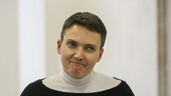 Она похудела, но держится: У Савченко взяли анализы в СИЗО
