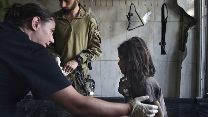 Детей осужденных в Ираке российских «вдов ИГ» переместят в детдома России