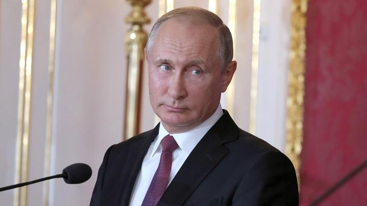 А была ли девочка? В Сети обсуждают, как кортеж Путина сбил студентку