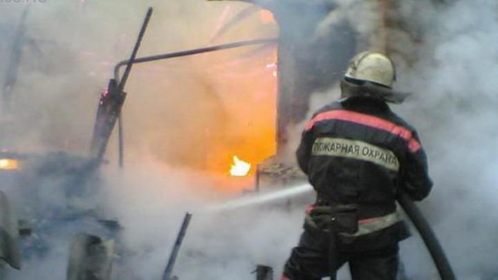 Пожаром на Волхонском шоссе заинтересовалась прокуратура Ленобласти